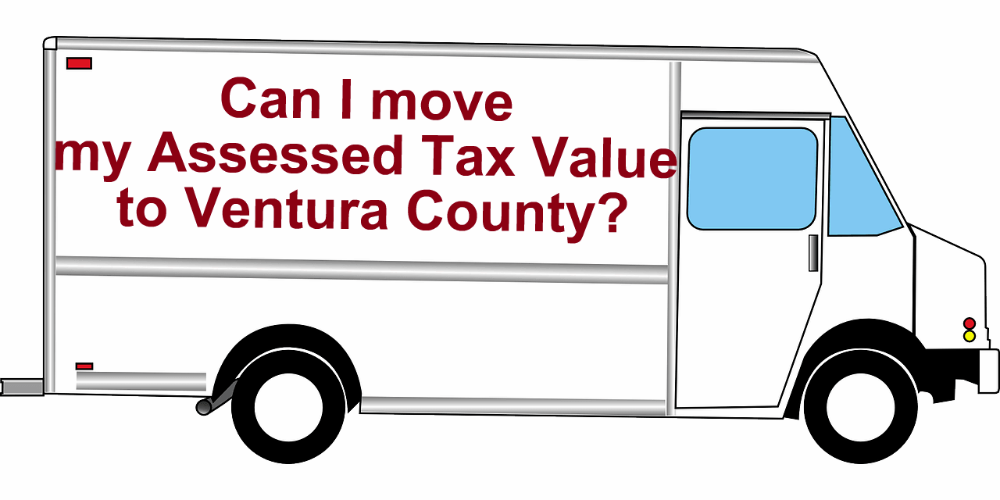 California Assessed Value Property Tax