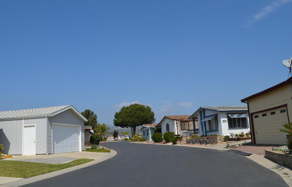 Poinsettia Gardens sample of homes in this community