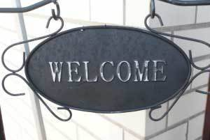 WelcomeSign